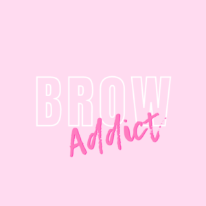 Logo for Brow Addict